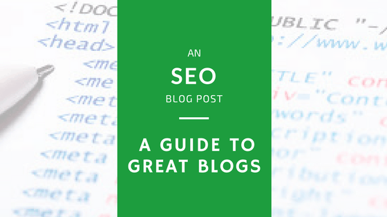 great seo blogs