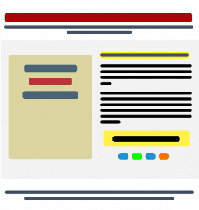small expat seo wireframe