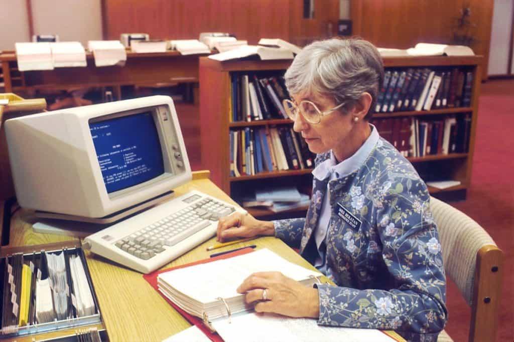 Librarian Seo